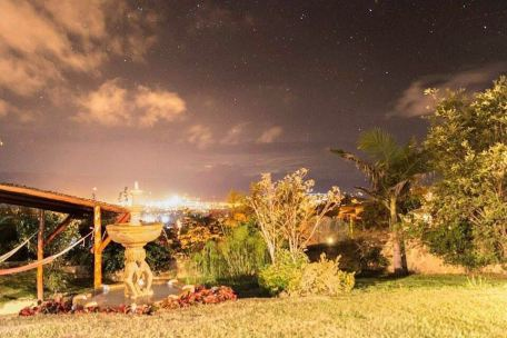 vista de noche